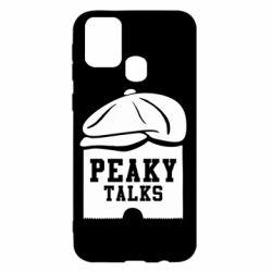 Чохол для Samsung M31 Peaky talks
