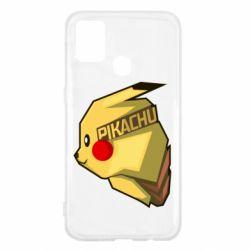 Чохол для Samsung M31 Pikachu