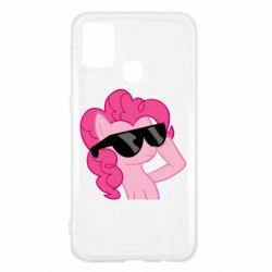 Чехол для Samsung M31 Pinkie Pie Cool