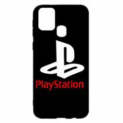 Чехол для Samsung M31 PlayStation
