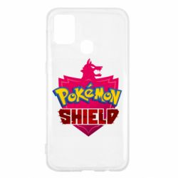 Чохол для Samsung M31 Pokemon shield