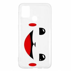 Чохол для Samsung M31 Pokemon Smile