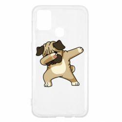 Чохол для Samsung M31 Pug Swag