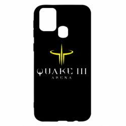 Чехол для Samsung M31 Quake 3 Arena