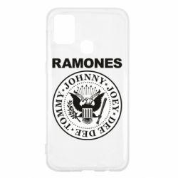 Чохол для Samsung M31 Ramones