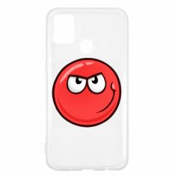 Чехол для Samsung M31 Red Ball game