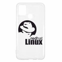 Чохол для Samsung M31 Redhat Linux