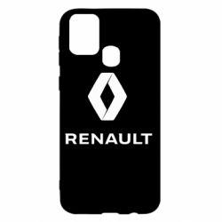 Чохол для Samsung M31 Renault logotip