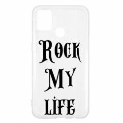 Чехол для Samsung M31 Rock my life