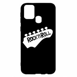 Чехол для Samsung M31 Rock n Roll