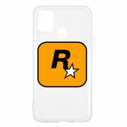 Чохол для Samsung M31 Rockstar Games logo