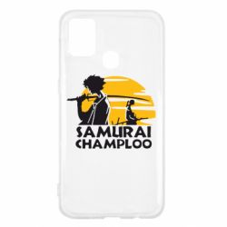 Чохол для Samsung M31 Samurai Champloo
