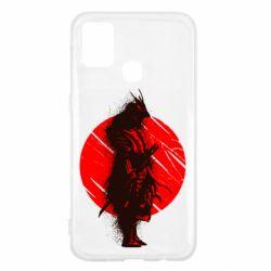 Чохол для Samsung M31 Samurai spray