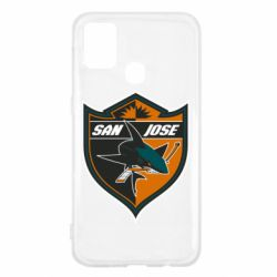 Чохол для Samsung M31 San Jose Sharks