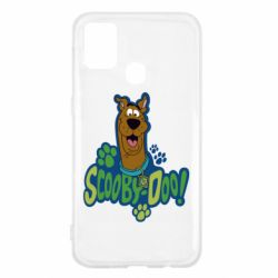 Чехол для Samsung M31 Scooby Doo!