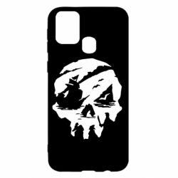 Чохол для Samsung M31 Sea of Thieves skull