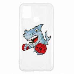 Чохол для Samsung M31 Shark MMA