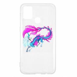 Чохол для Samsung M31 Sisu Water Dragon