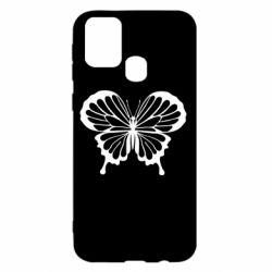 Чехол для Samsung M31 Soft butterfly