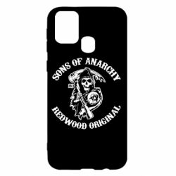 Чехол для Samsung M31 Sons of Anarchy
