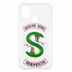 Чехол для Samsung M31 South side serpents