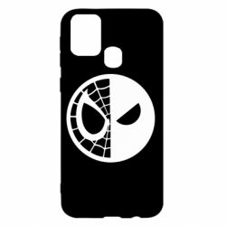 Чохол для Samsung M31 Spider Man and Deadpool