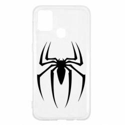 Чехол для Samsung M31 Spider Man Logo
