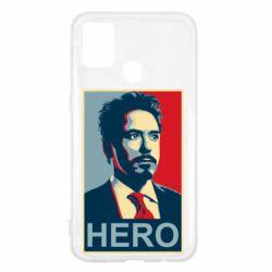 Чохол для Samsung M31 Stark Hero