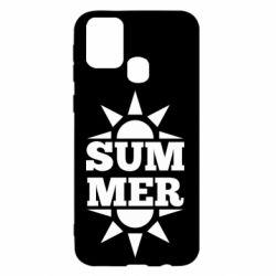 Чехол для Samsung M31 Summer and sun