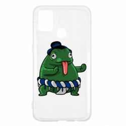 Чехол для Samsung M31 Sumo toad