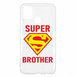 Чехол для Samsung M31 Super Brother