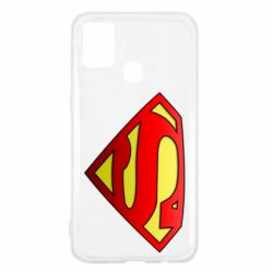 Чехол для Samsung M31 Superman Logo