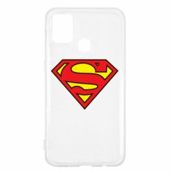 Чехол для Samsung M31 Superman Symbol