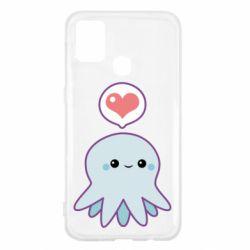 Чехол для Samsung M31 Sweet Octopus