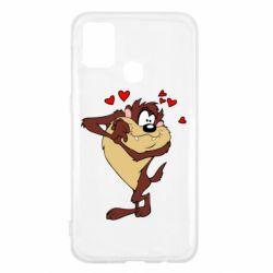 Чехол для Samsung M31 Taz in love