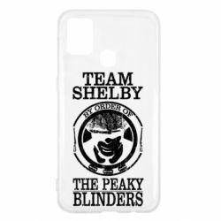 Чохол для Samsung M31 Team Shelby the Peaky Blinders