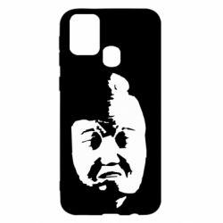 Чехол для Samsung M31 Телекомпания ВИД