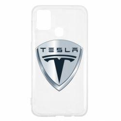Чохол для Samsung M31 Tesla Corp