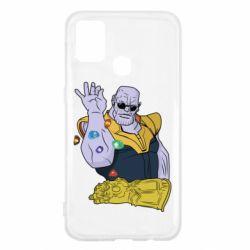 Чохол для Samsung M31 Thanos Art