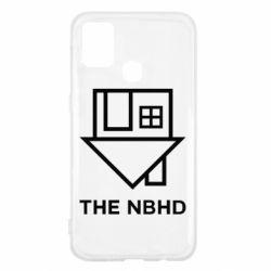 Чехол для Samsung M31 THE NBHD Logo