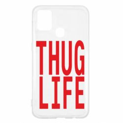 Чехол для Samsung M31 thug life