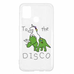 Чохол для Samsung M31 To the disco