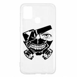 Чохол для Samsung M31 Tokyo Ghoul mask