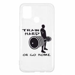Чехол для Samsung M31 Train Hard or Go Home
