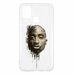 Чехол для Samsung M31 Tupac Shakur