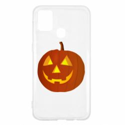 Чохол для Samsung M31 Тыква Halloween