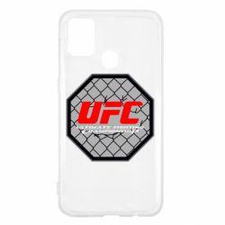 Чехол для Samsung M31 UFC Cage