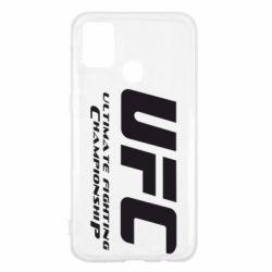 Чехол для Samsung M31 UFC