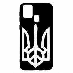 Чехол для Samsung M31 Ukraine Peace