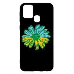 Чехол для Samsung M31 Українська квітка